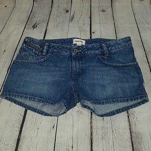 🔥2/$25 SALE🔥DIESEL sz 28 jean shorts